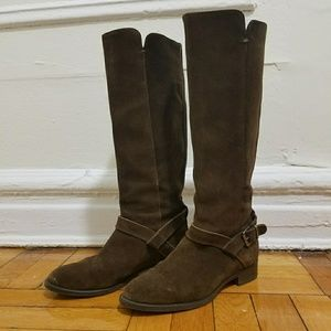 suede boots~
